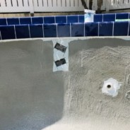 The Process of Resurfacing Your Concrete Swimming Pool: Step 2 – Prepping the Pool (Tile, Repairs, and Changes)