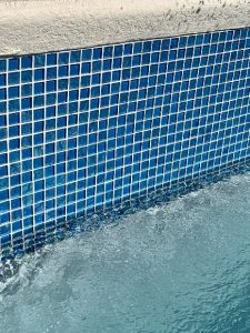 pool glass tile