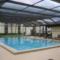 Marina pool finish